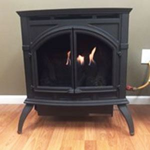 Empire Vent-Free Heritage Cast Iron Stove